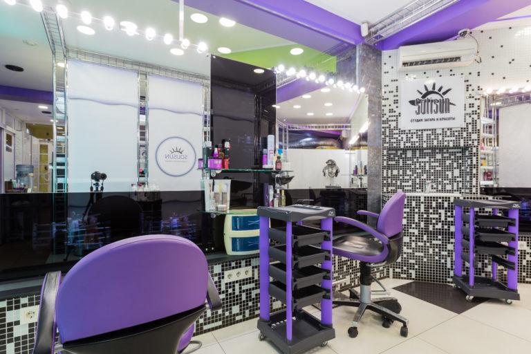 Фотографии студии красоты и загара SOLISUN в Марьино, у метро Братиславская, в Москве